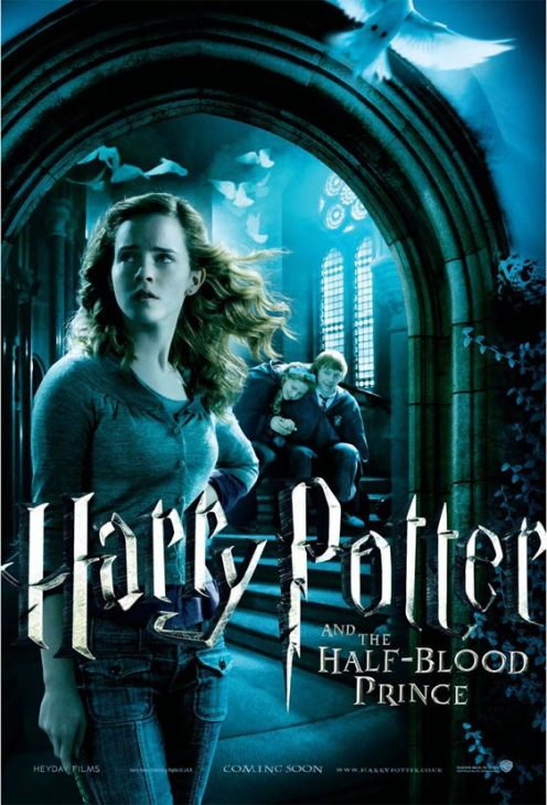 Harry Potter and the Half-Blood Prince Poster 1