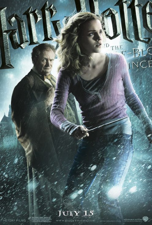 Harry Potter and the Half-Blood Prince Poster 10