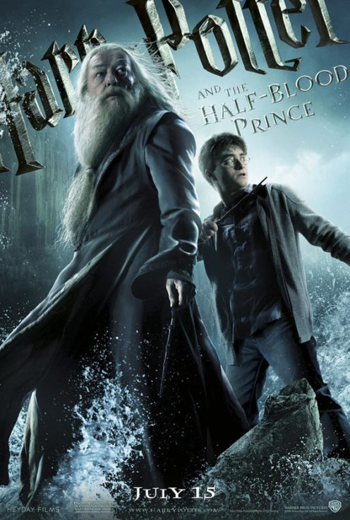 Harry Potter and the Half-Blood Prince Poster 11