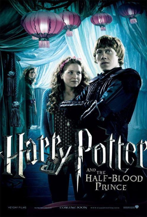 Harry Potter and the Half-Blood Prince Poster 2