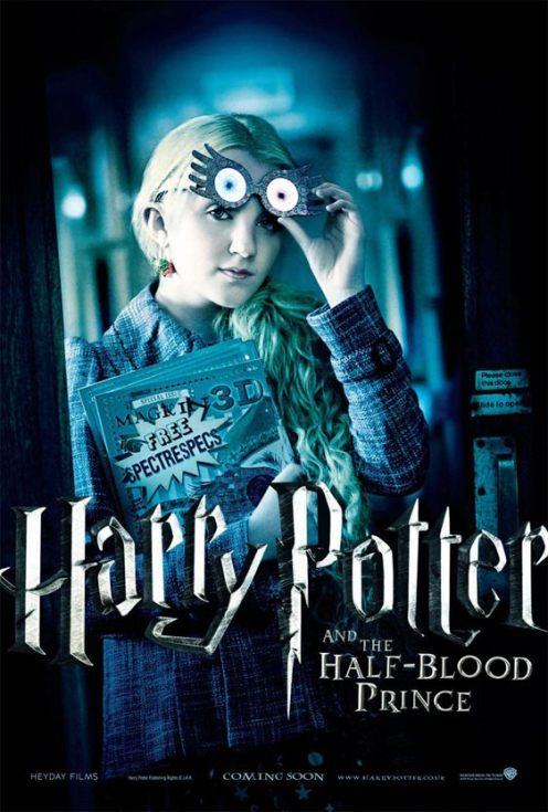 Harry Potter and the Half-Blood Prince Poster 3