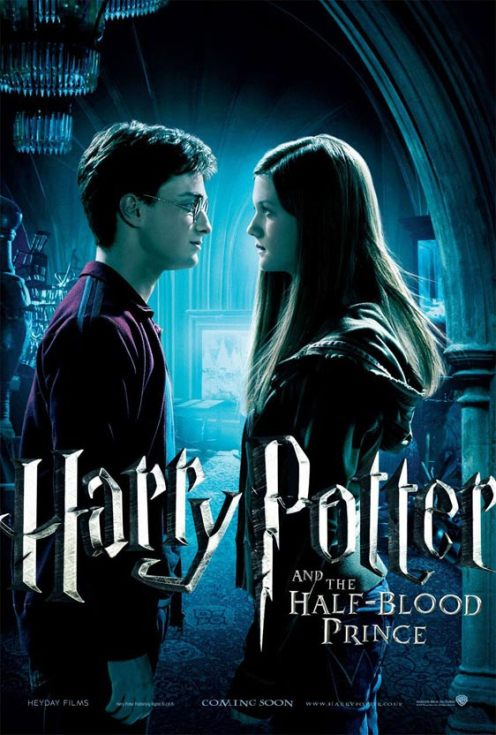 Harry Potter and the Half-Blood Prince Poster 4
