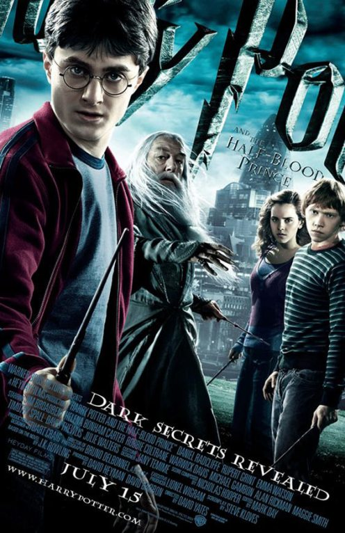 Harry Potter and the Half-Blood Prince Poster 5