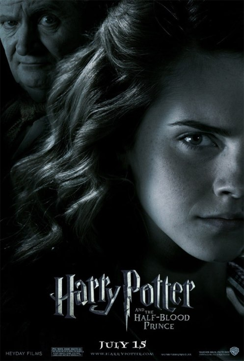 Harry Potter and the Half-Blood Prince Poster 6