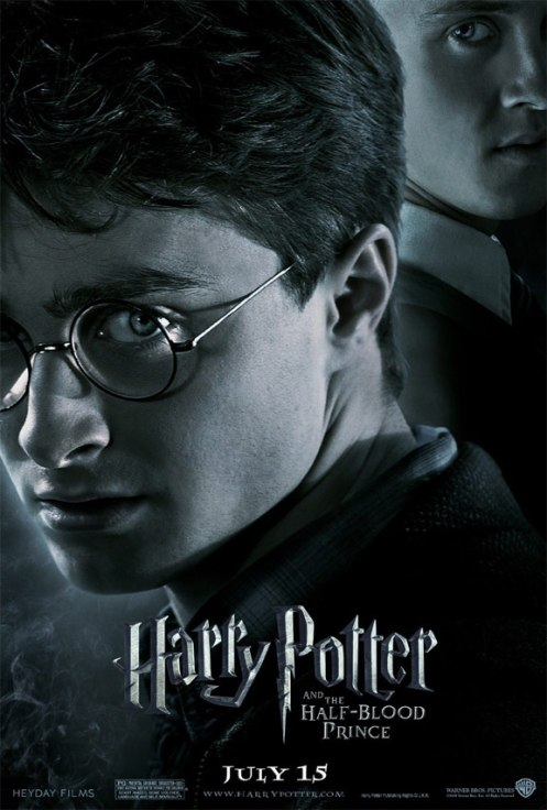 Harry Potter and the Half-Blood Prince Poster 7