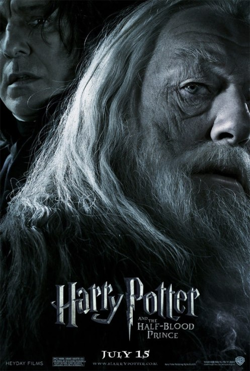 Harry Potter and the Half-Blood Prince Poster 8