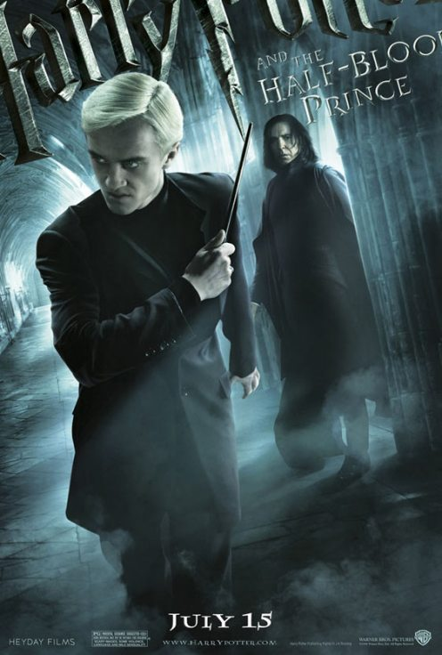 Harry Potter and the Half-Blood Prince Poster 9