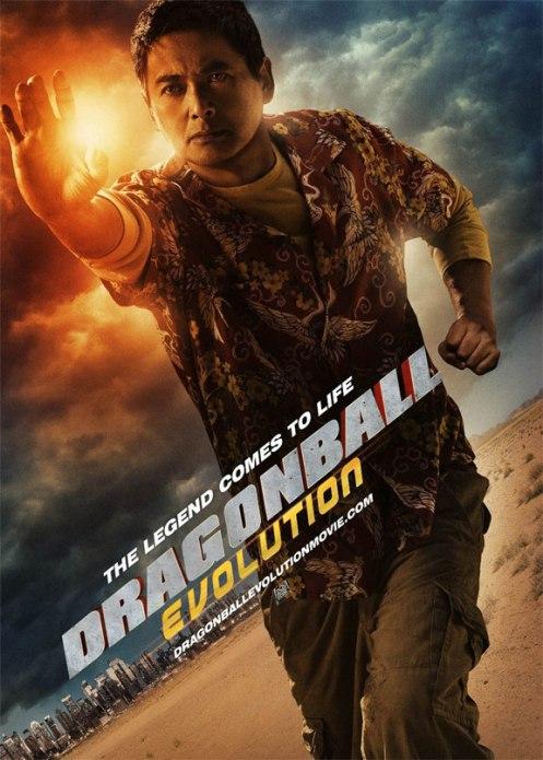 Dragonball Evolution Poster 1