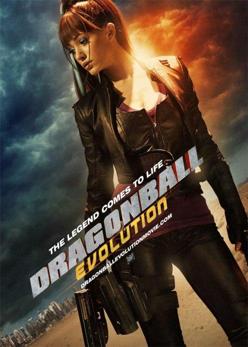 Dragonball Evolution Poster 2
