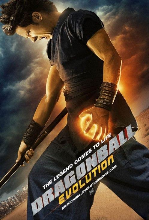 Dragonball Evolution Poster 3