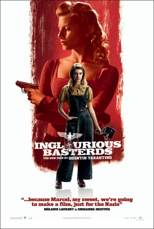 Inglourious Basterds Poster 1