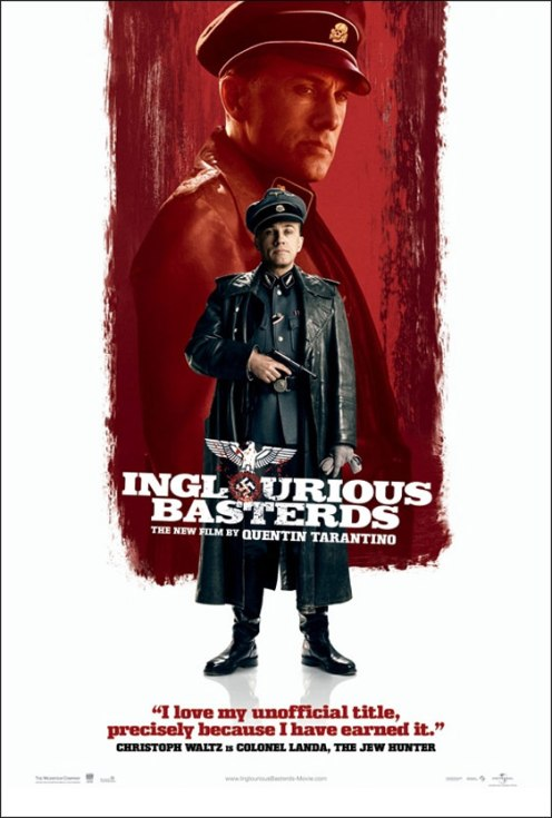 Inglourious Basterds Poster 3