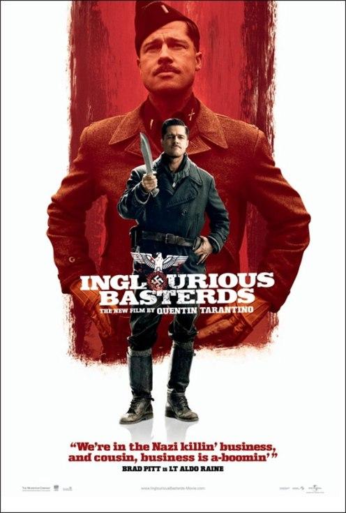Inglourious Basterds Poster 4