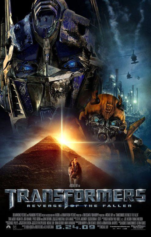 Transformers Revenge of the Fallen Poster 5