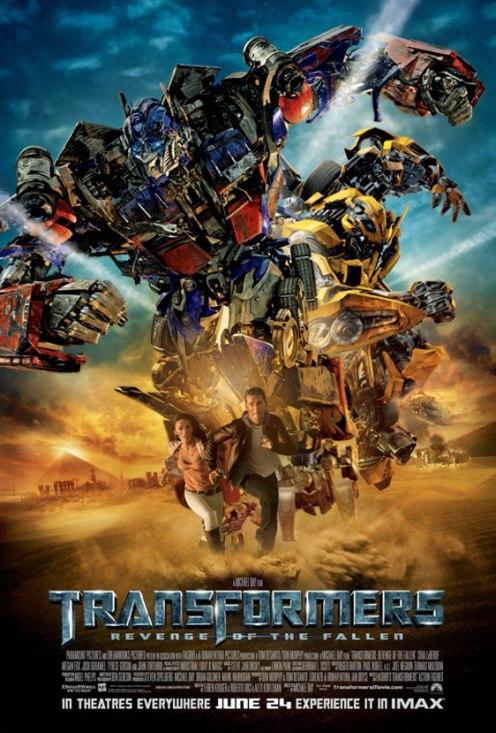 Transformers Revenge of the Fallen Poster 7