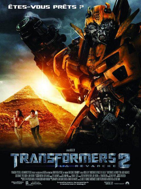 Transformers Revenge of the Fallen Poster 8