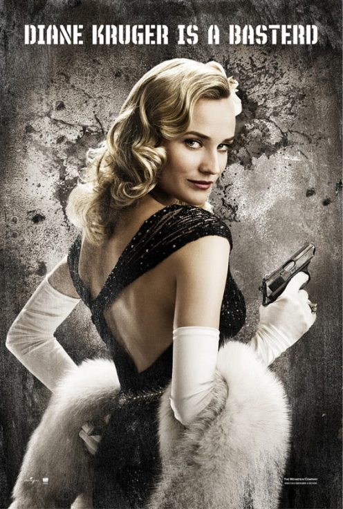 Inglourious Basterds: Diane Kruger Interview