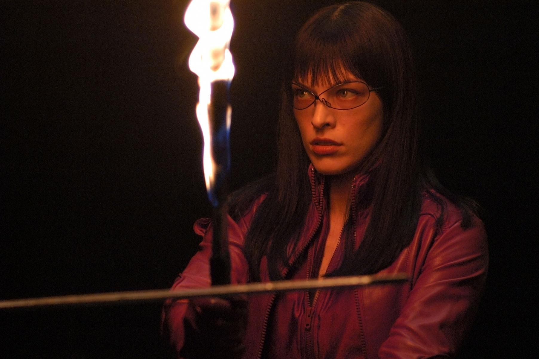 Milla Jovovich – Ultraviolet Movie photo gallery | Gabtor ...