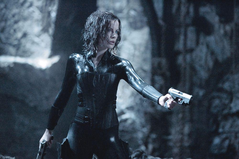 Kate Beckinsale Selene Underworld Evolution Jpeg