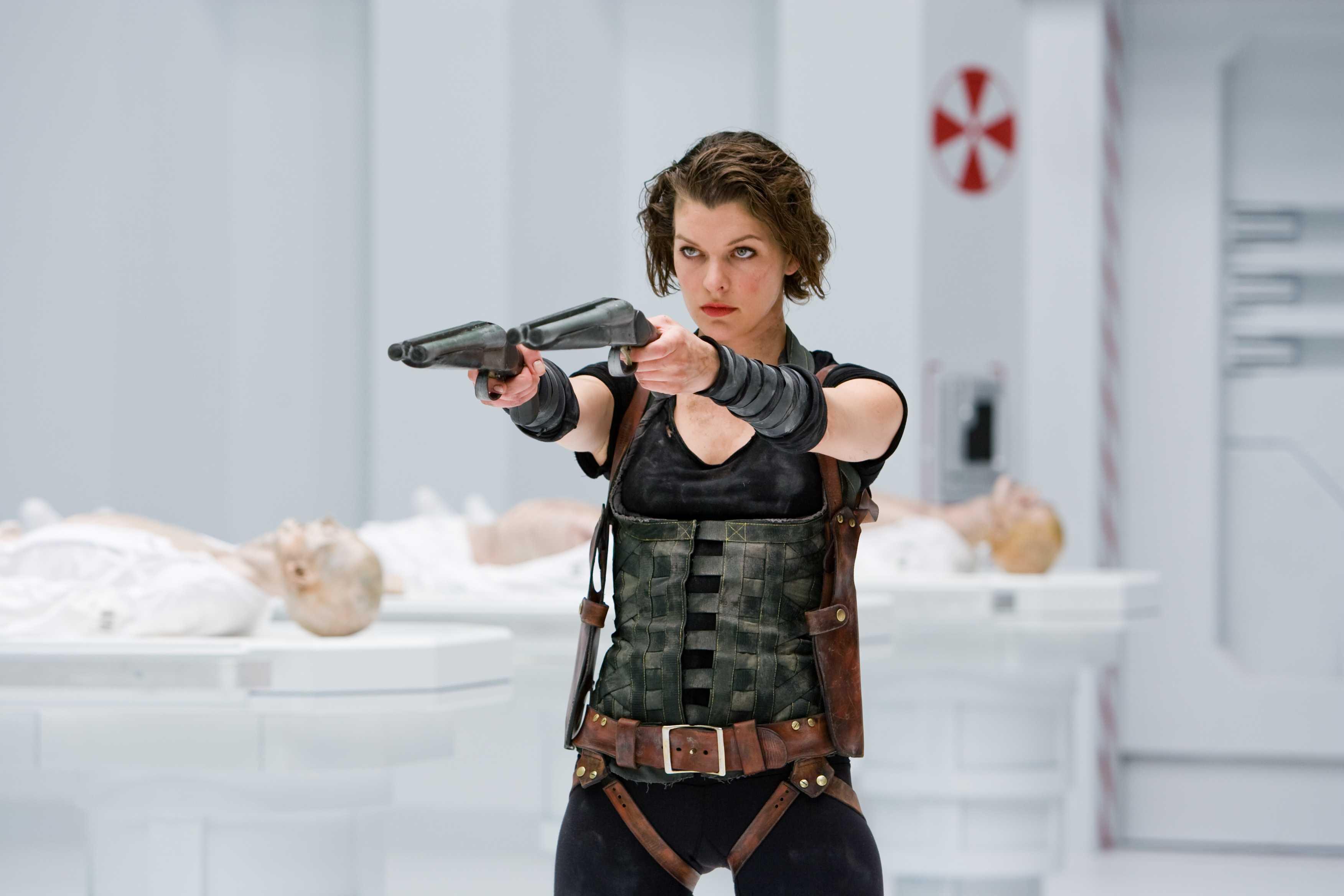 Resident Evil: Afterlife movie photo gallery   Gabtor's Weblog