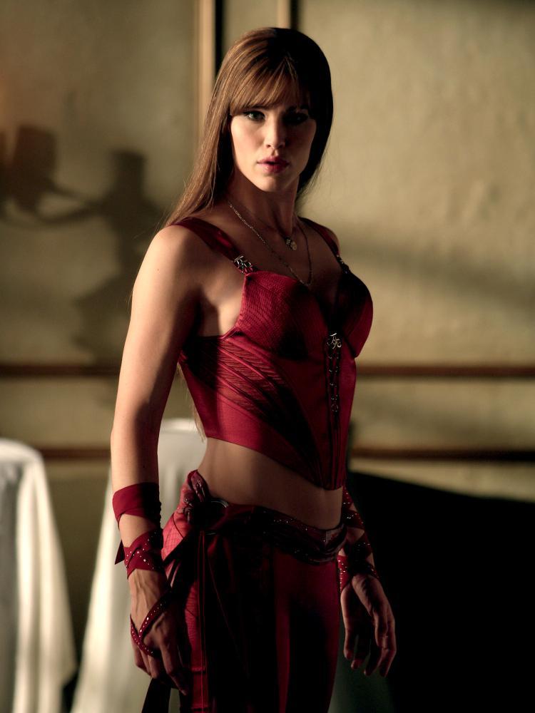 Jennifer Garner  Elektra Movie Photo Gallery  Gabtors -8779
