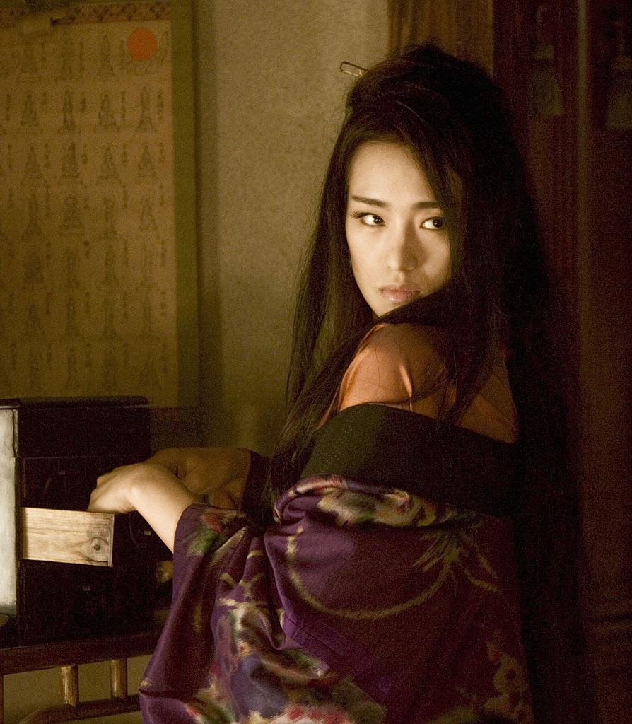 reviews memoirs of a geisha film