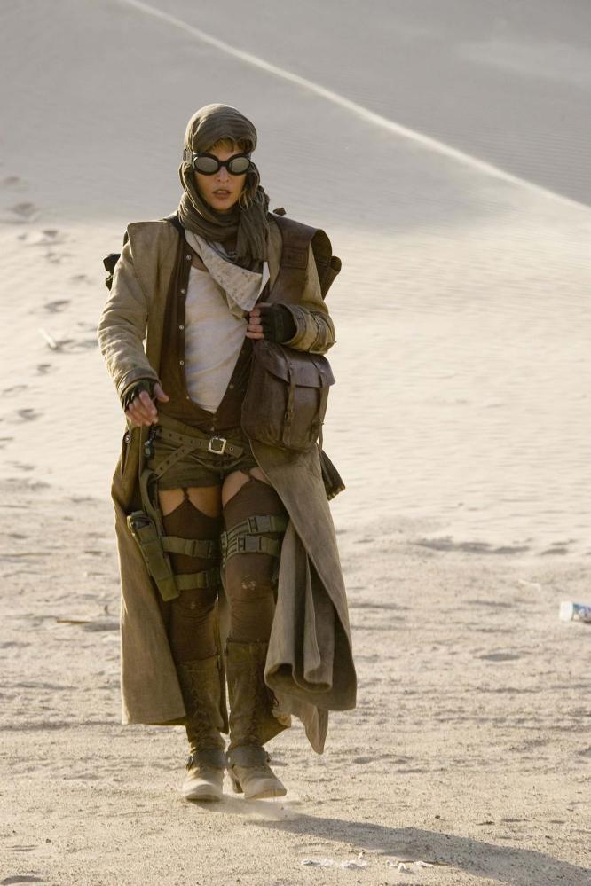 Milla Jovovich – Res... Milla Jovovich Resident Evil 3