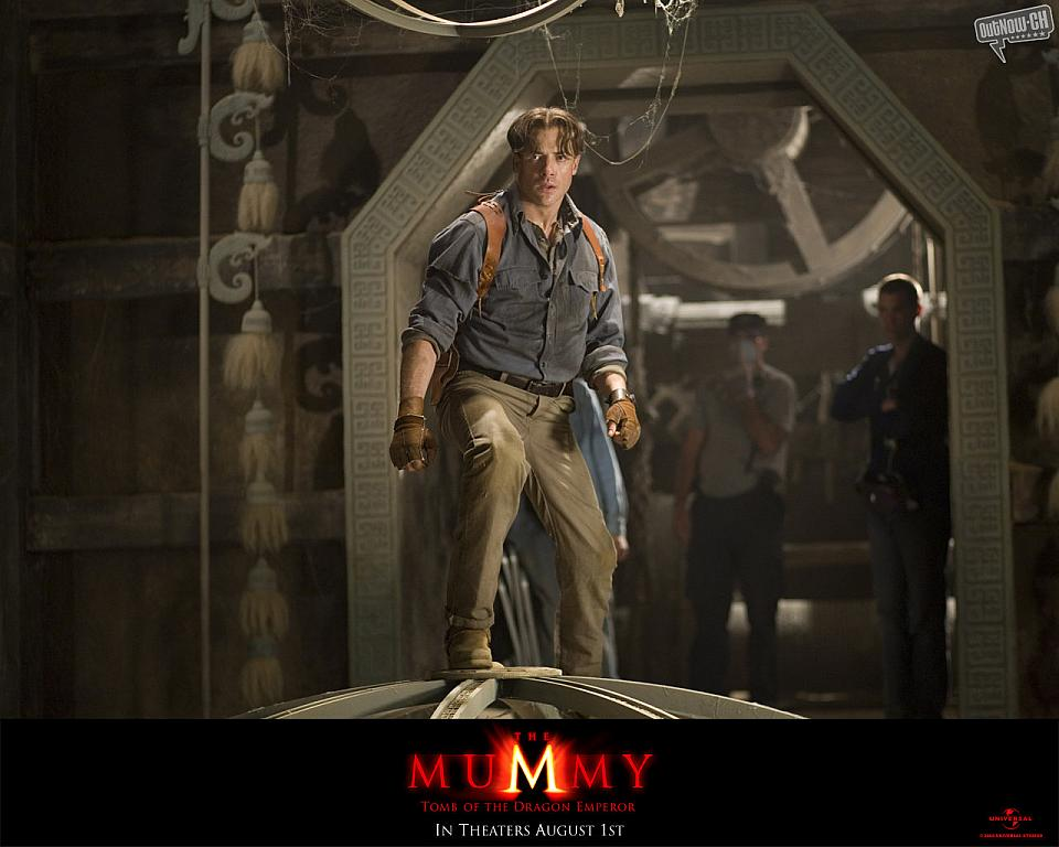 The Mummy Tomb Of The Dragon Emperor Actress The Mummy Tomb of the ...