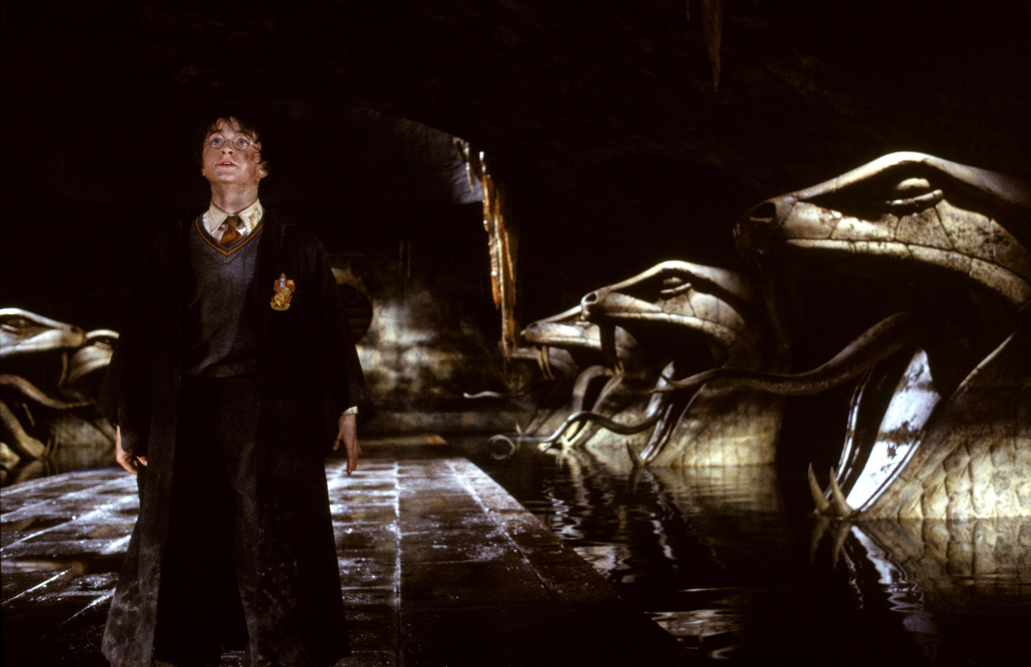 Harry potter and the chamber of secrets movie photo for Chambre harry potter