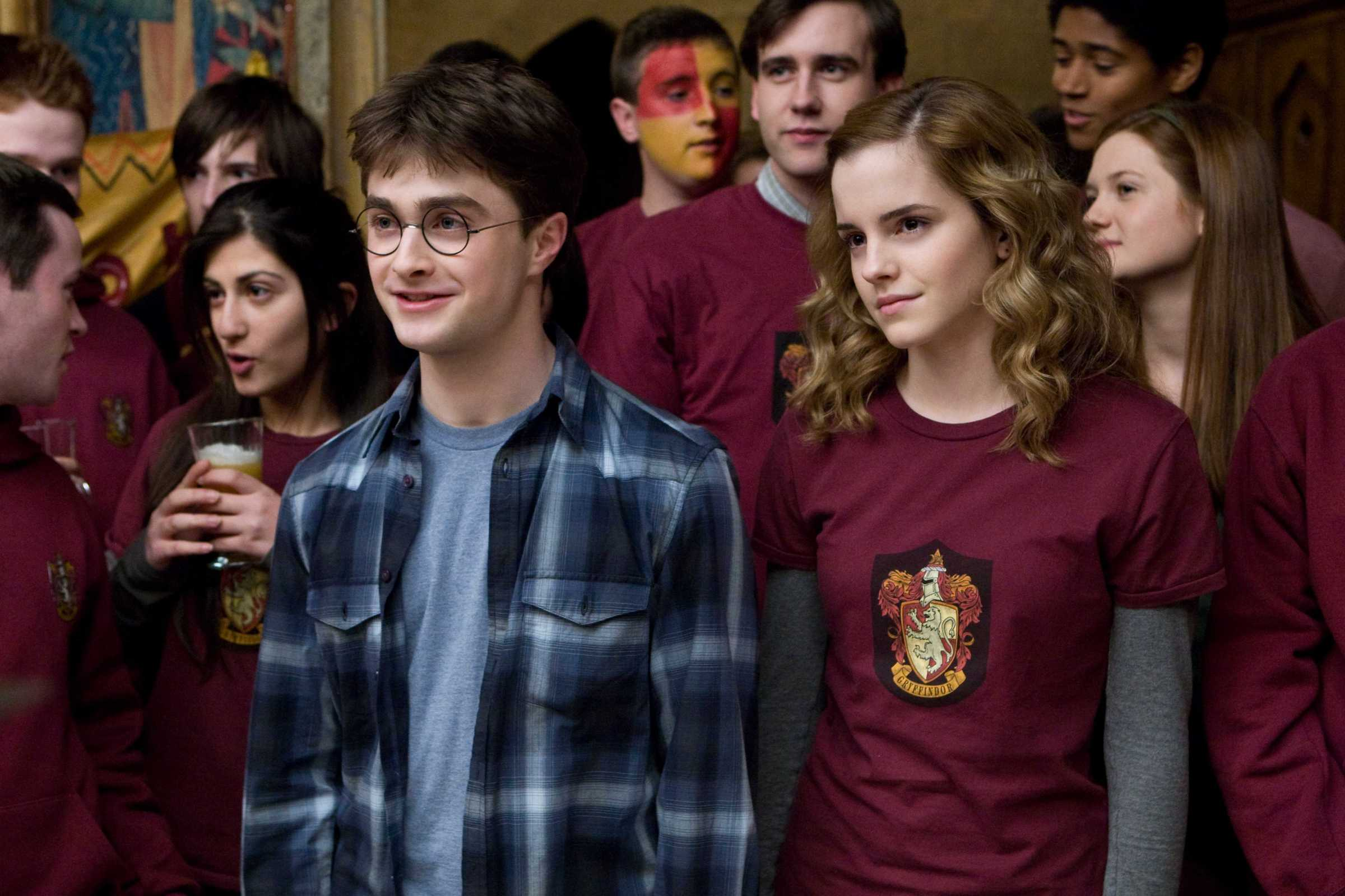 Harry potter and the half – blood prince movie photo gallery