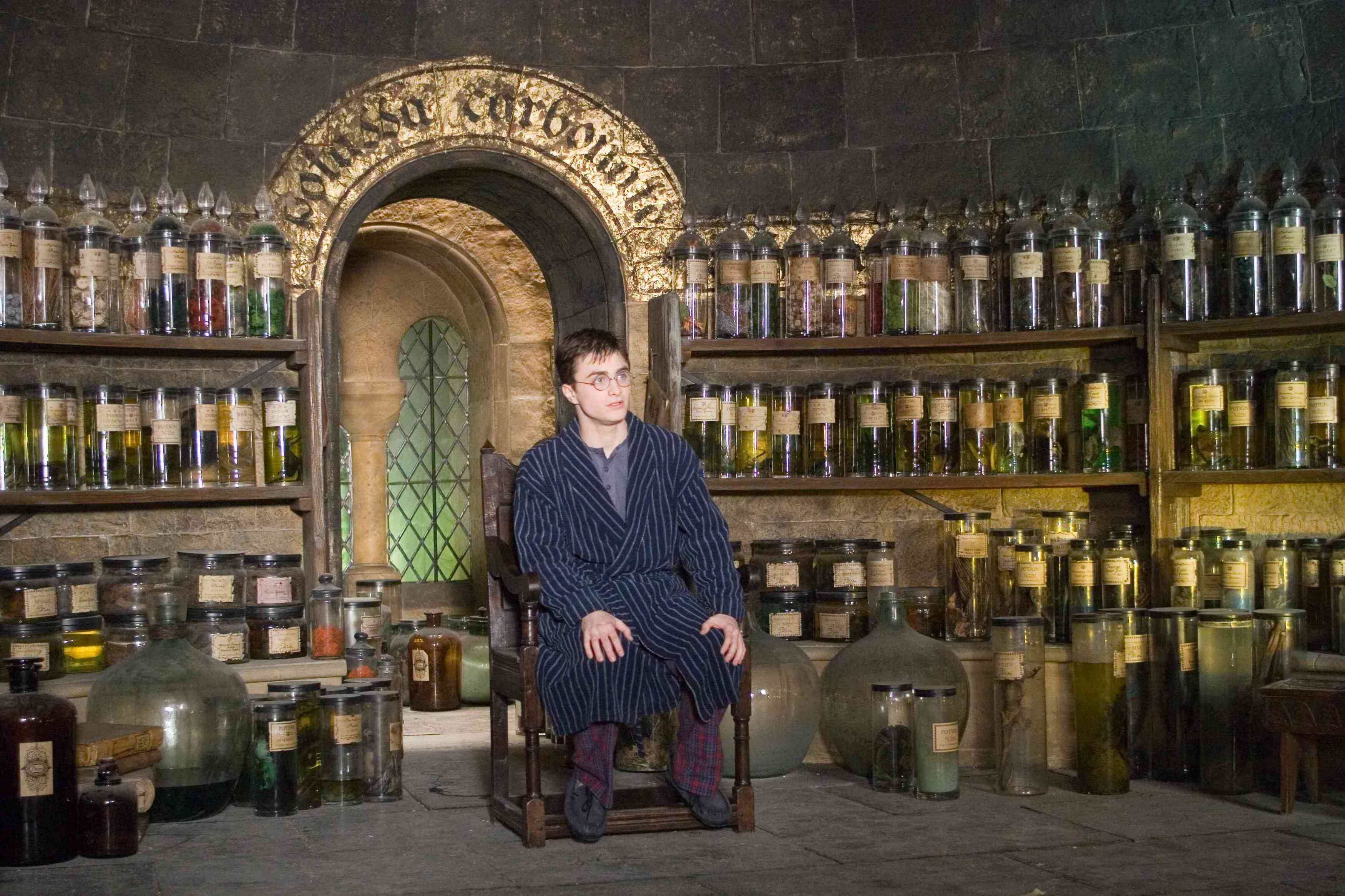 Harry Potter And The Order Of The Phoenix Movie Photo