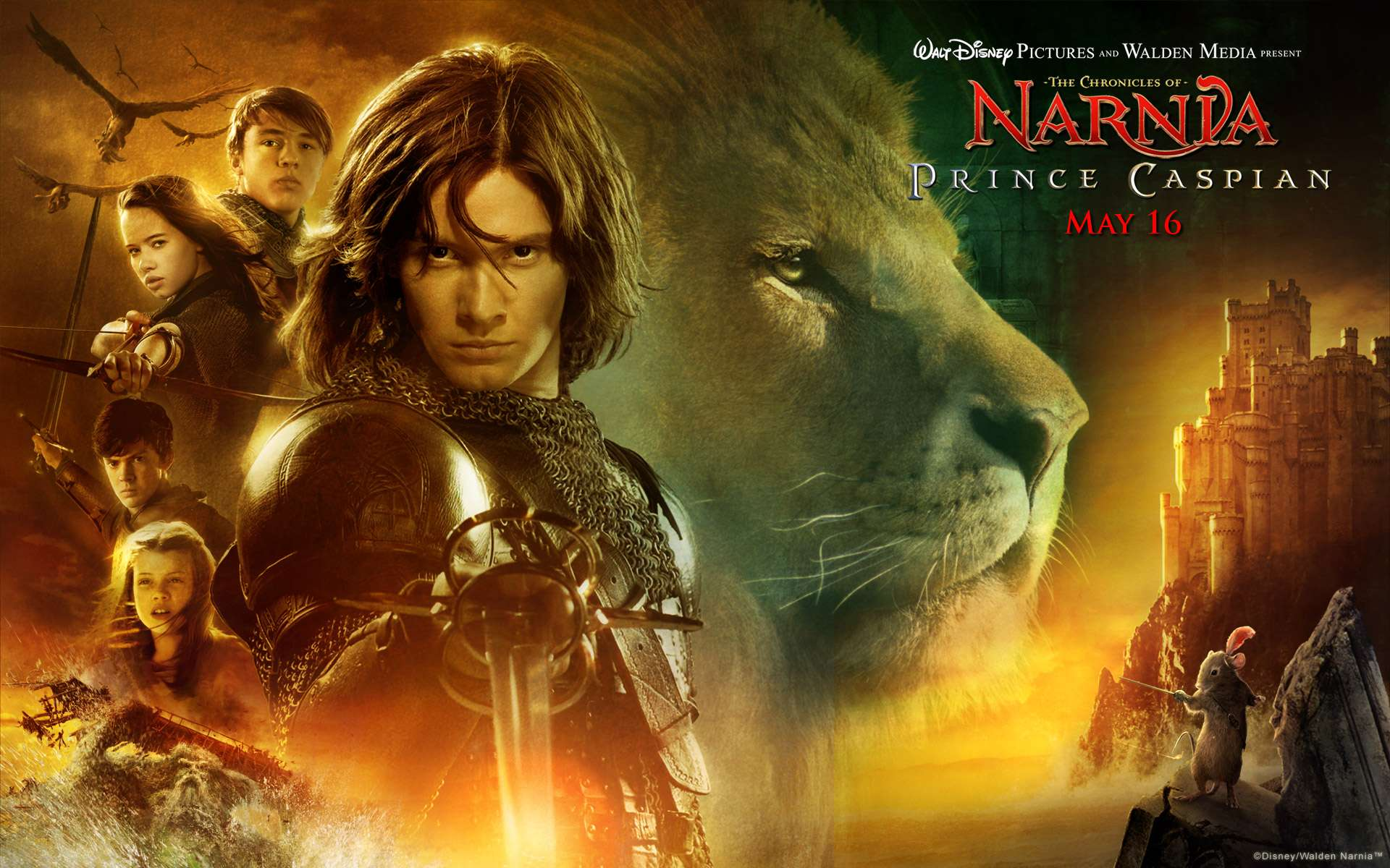 the chronicles of narnia prince caspian movie photo